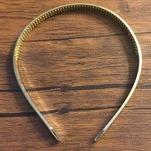 Other - Basic Gold Plastic Headband